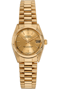Datejust Circa 1977 Yellow Gold Automatic