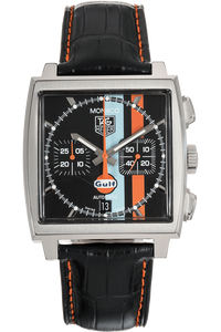 Monaco Gulf Chronograph Stainless Steel Automatic