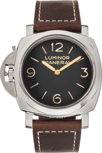 Luminor Left-Handed Stainless Steel Manual