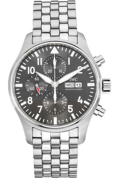 Pilot's Spitfire Chronograph Stainless Steel Automatic