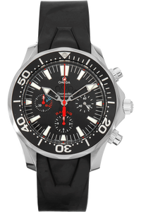 Seamaster Racing Chronograph Stainless Steel Automatic