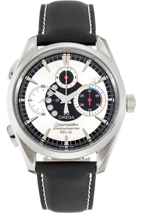 Seamaster NZL-32 Chronograph Stainless Steel Automatic