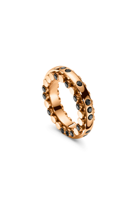Dizzler Ring in 18K Rose Gold