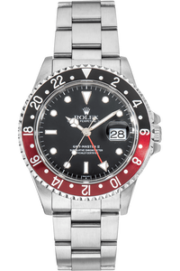 GMT-Master II Swiss Dial Lug Holes Stainless Steel Automatic