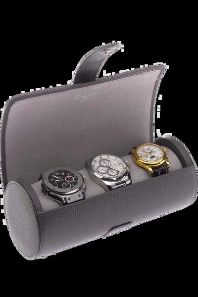 Grey Berkeley Watch Roll