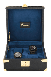 Berkeley 4 Watch Case - Navy Blue