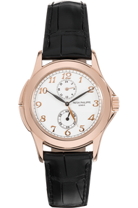 Travel Time Reference 5134 Rose Gold Manual