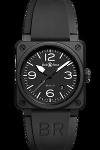 BR03-92 Black Matte