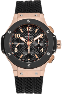 Big Bang Chronograph Rose Gold and Ceramic Automatic