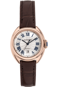 Cle de Cartier Rose Gold Automatic