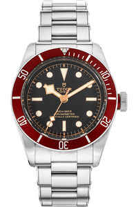 Heritage Black Bay Stainless Steel Automatic