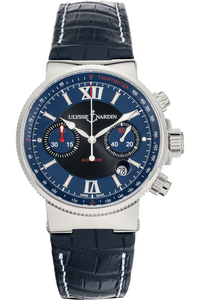 Maxi Marine Chronograph Stainless Steel Automatic
