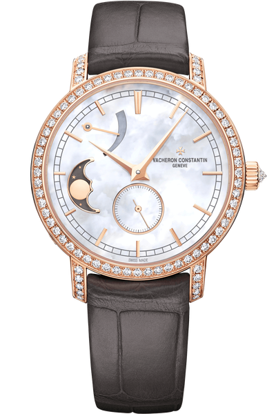Traditionnelle Moon Phase and Power Reserve Small Model