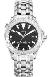 Seamaster America's Cup White Gold and Stainless Steel Automatic