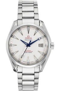 Seamaster Aqua Terra Stainless Steel Automatic
