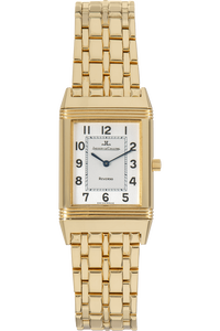 Reverso Yellow Gold Manual