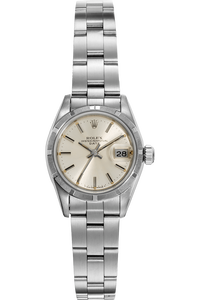 Date Circa 1984 Stainless Steel Automatic