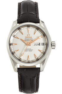 Seamaster Aqua Terra Co-Axial Annual Calendar Stainless Steel Automatic