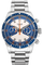 Heritage Chronograph Stainless Steel Automatic