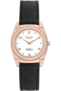 Cellini Cestello Rose Gold Manual