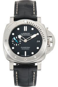 Luminor Submersible 1950 3 Days  Stainless Steel Automatic