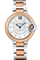 Ballon Bleu Pink Gold and Steel, Medium