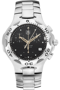 Kirium Chronograph Stainless Steel Quartz