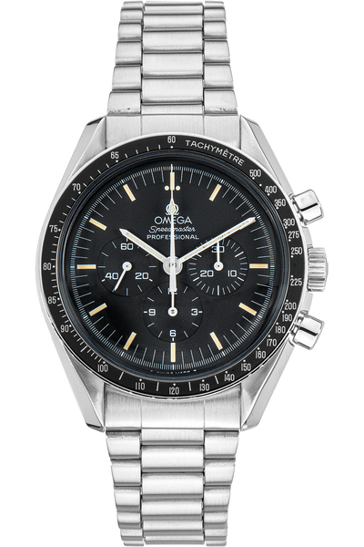 Speedmaster Moonwatch Circa 1970's Stainless Steel Manual