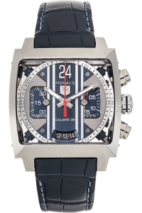Monaco 24 Stainless Steel Automatic