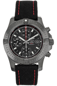 Colt Chronograph Limited Edition DLC Stainless Steel Automatic