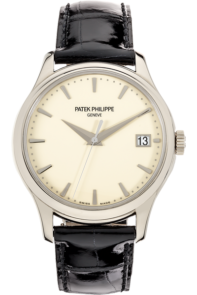 Pre Owned Patek Philippe Calatrava Automatic Reference