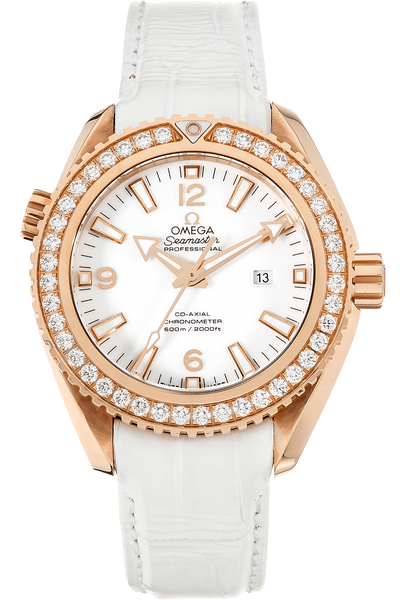 Seamaster Planet Ocean Co-Axial Rose Gold Automatic