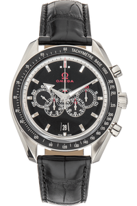 Speedmaster Specialities Olympic Collection Stainless Steel Automatic