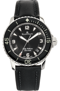 Fifty Fathoms Stainless Steel Automatic