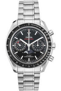 Moonwatch Master Moonphase Chronograph Stainless Steel Automatic