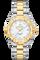 Aquaracer Lady 300M Steel and Gold Quartz