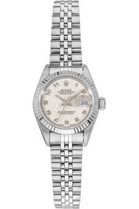 Datejust White Gold and Stainlesss Steel Automatic