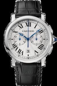 Rotonde de Cartier Chronograph, 40mm