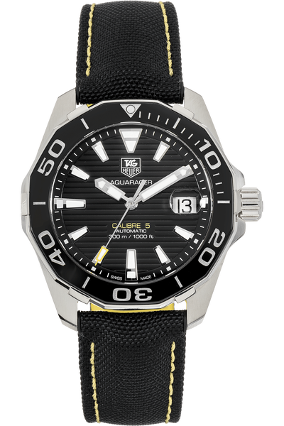 Aquaracer Calibre 5 Stainless Steel Automatic