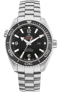 Pre-Owned Omega. Seamaster Planet Ocean Co-Axial Stainless Steel Automatic 0c3cbc0cc