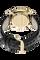 Villeret Split Second Chronograph Yellow Gold Automatic