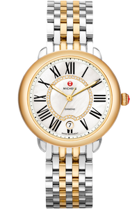 Serein 16 Two-Tone Diamond Dial