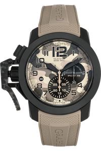 Chronofighter Black Arrow Celsius PVD Stainless Steel Automatic