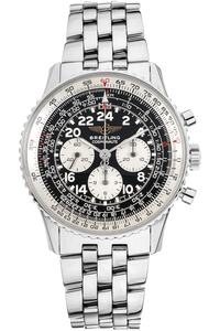 Navitimer Cosmonaute Stainless Steel Manual