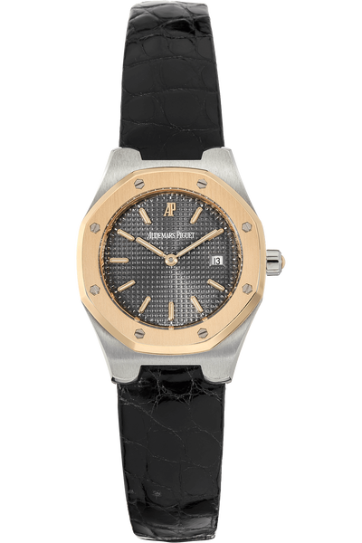 Royal Oak Lady Yellow Gold and Stainless Steel Quartz