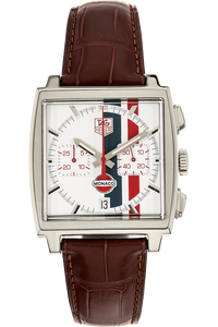 Monaco Vintage Gulf Limited Edition Stainless Steel Automatic