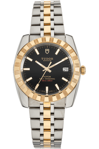 Classic Date Yellow Gold and Stainless Steel Automatic