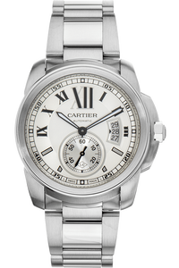 Calibre de Cartier 'LC Collaborateur' Stainless Steel Automatic