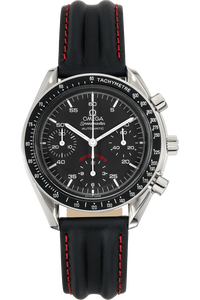 Speedmaster Reduced AC Milan 100th Anniversary Edition  Stainless Steel Automatic