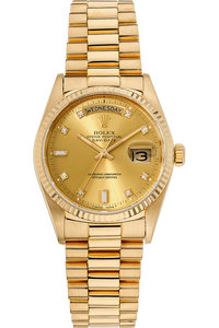 Day-Date Circa 1985 Yellow Gold Automatic